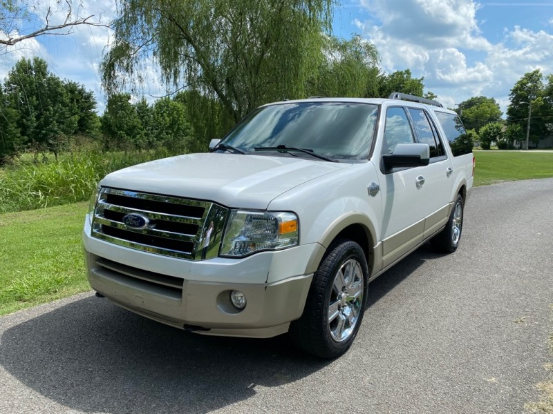 Ford Expedition EL 2010 price $12,945