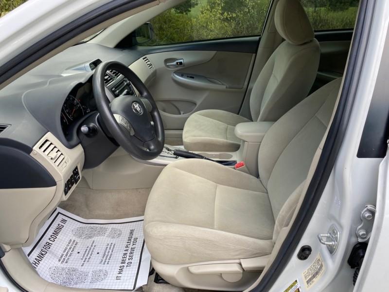 Toyota Corolla 2012 price $9,675