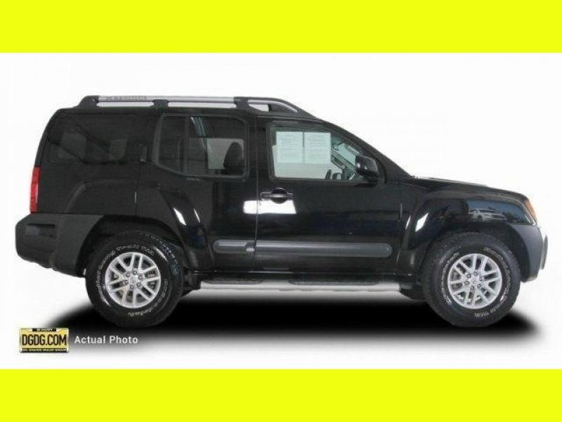 Nissan Xterra 2014 price 450/mo