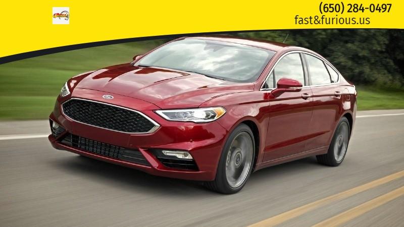 Ford Fusion Energi 2017 price $29,999
