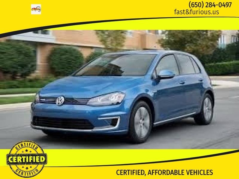 Volkswagen e-Golf 2016 price $29,950