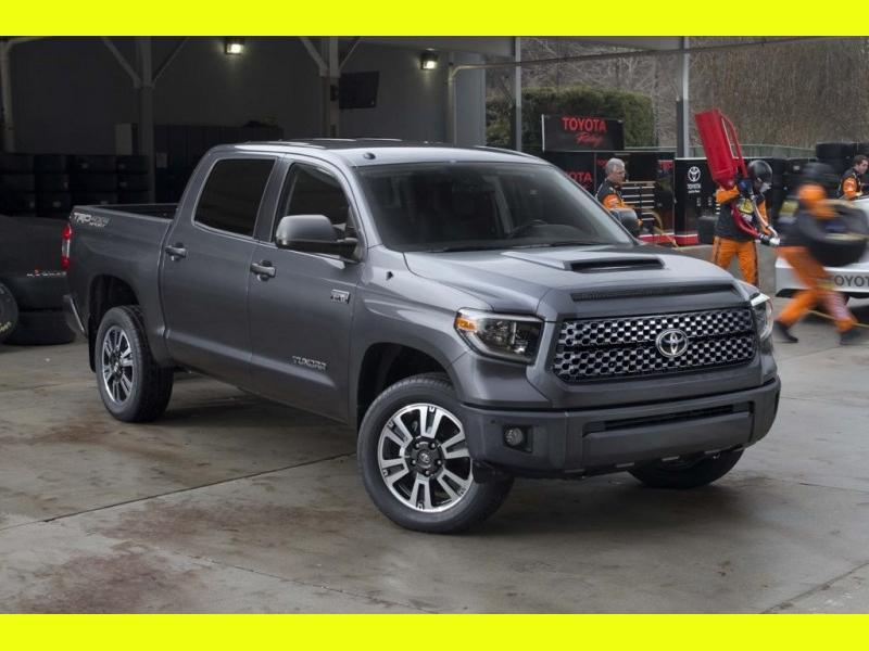 Toyota Tundra 2WD 2018 price $45,000