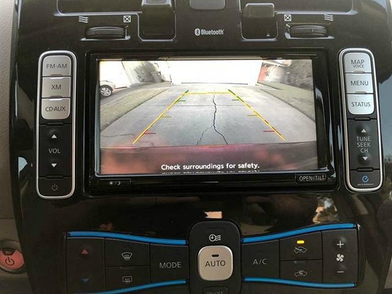 Nissan LEAF 2011 price $6,500