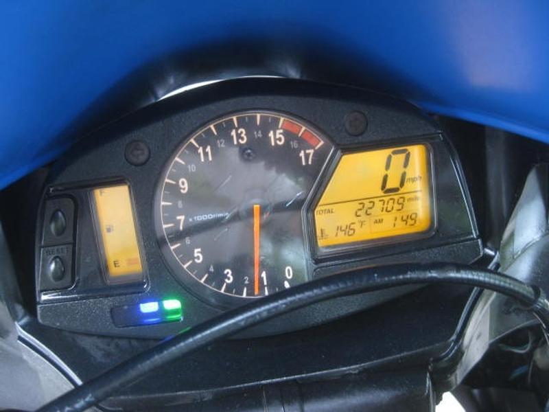 Honda CBR600RR 2015 price $3,900