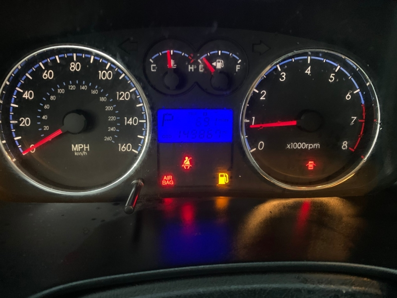 Hyundai Tiburon 2007 price $2,500