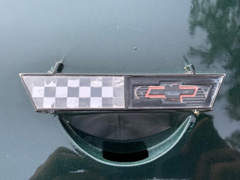 Chevrolet Corvette 1994 price $4,800