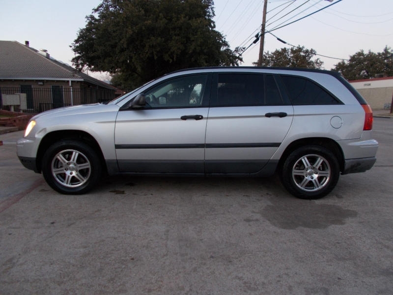 Chrysler Pacifica 2007 price $2,600