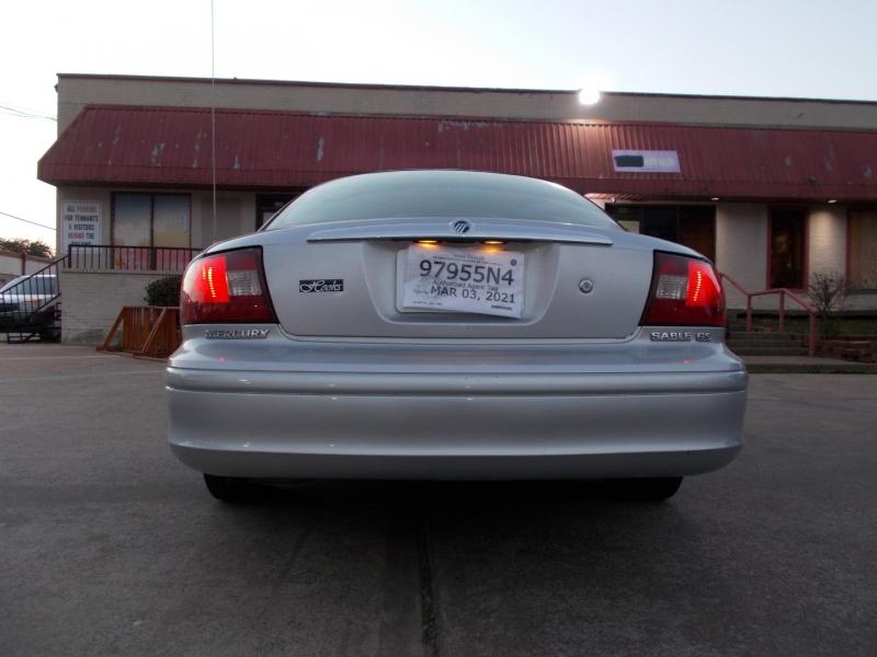 Mercury Sable 2002 price $2,200
