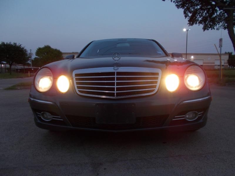Mercedes-Benz E-Class 2007 price $3,950