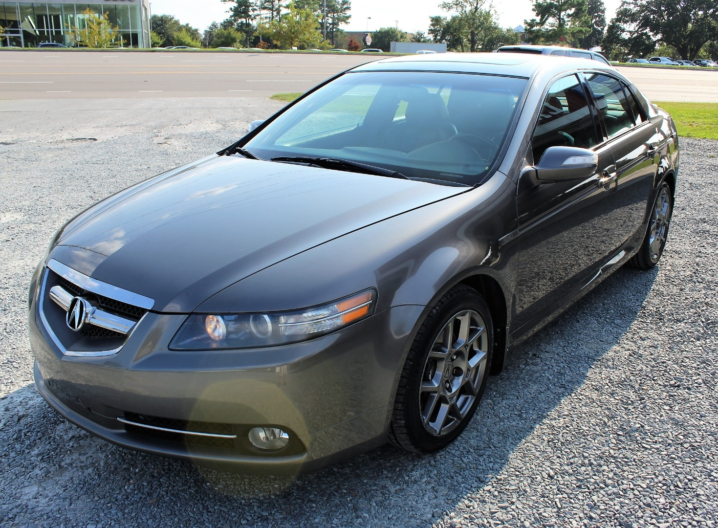 2008 Acura Tl 4dr Sdn Auto Type S Larrys Used Autos Dealership In Wilmington