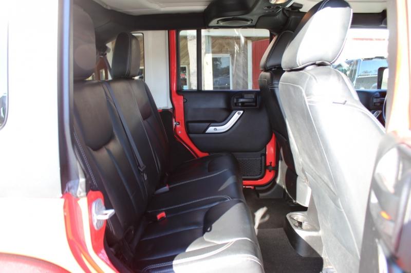 Jeep Wrangler Unlimited 2013 price $23,900