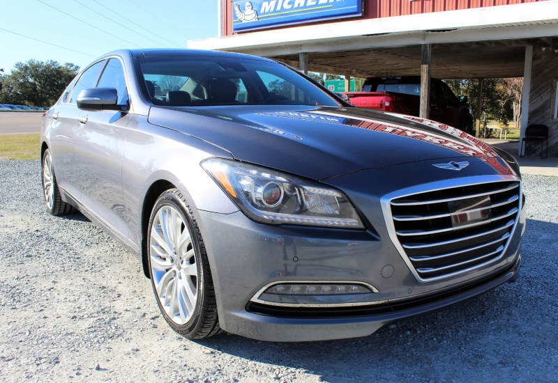 Hyundai Genesis 2015 price $16,900