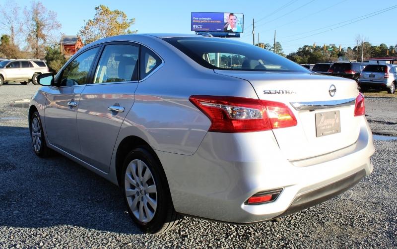 Nissan Sentra 2017 price $8,750