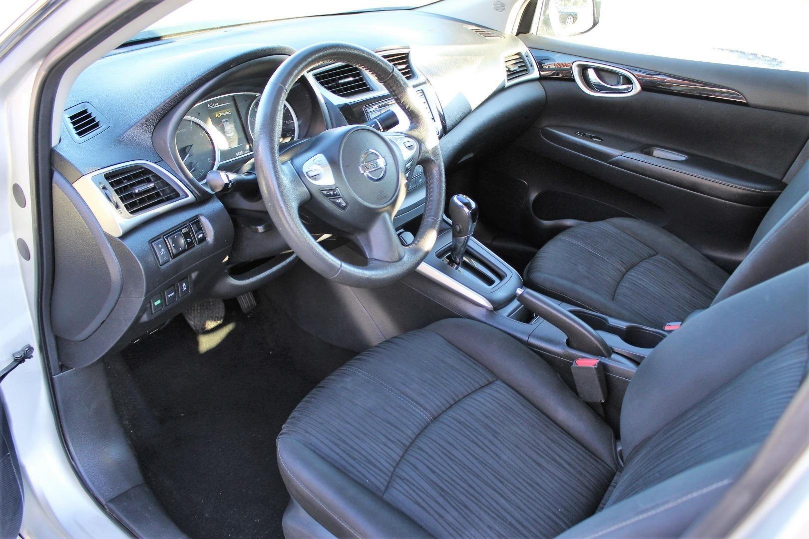 2017 Nissan Sentra Sr Cvt Larrys Used Autos Dealership In Wilmington