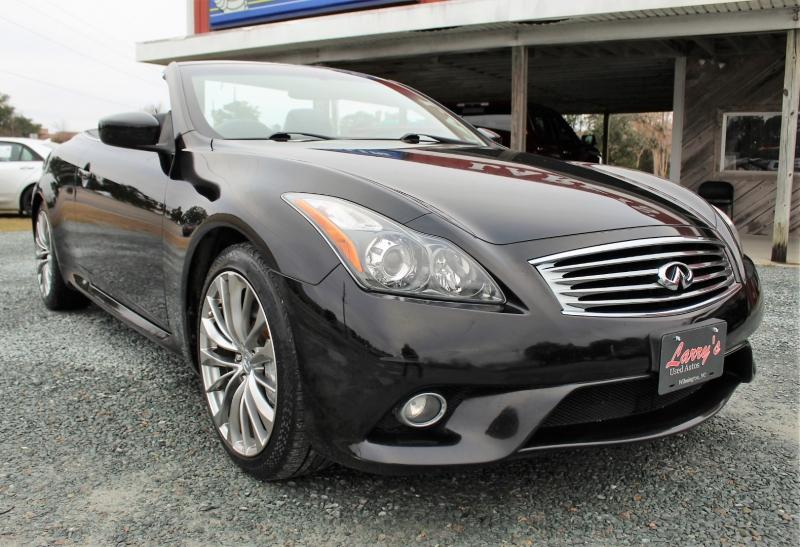 Infiniti G37 Convertible 2012 price $15,500