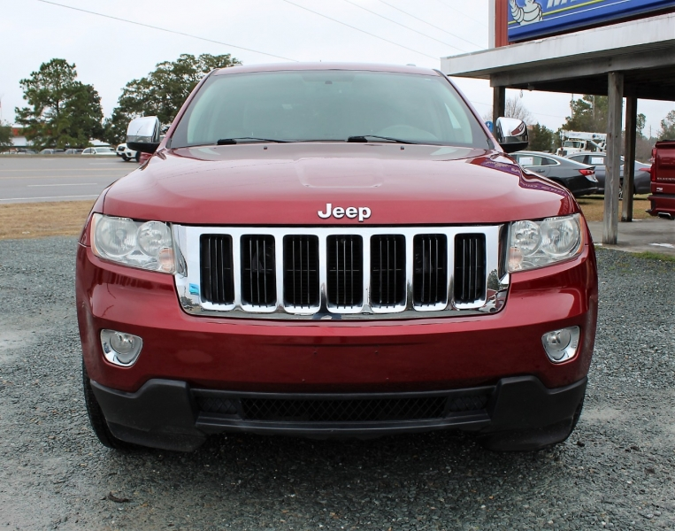 Jeep Grand Cherokee 2012 price $14,995