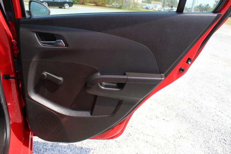 Chevrolet Sonic 2012 price $5,800