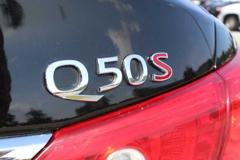Infiniti Q50 2014 price $16,250