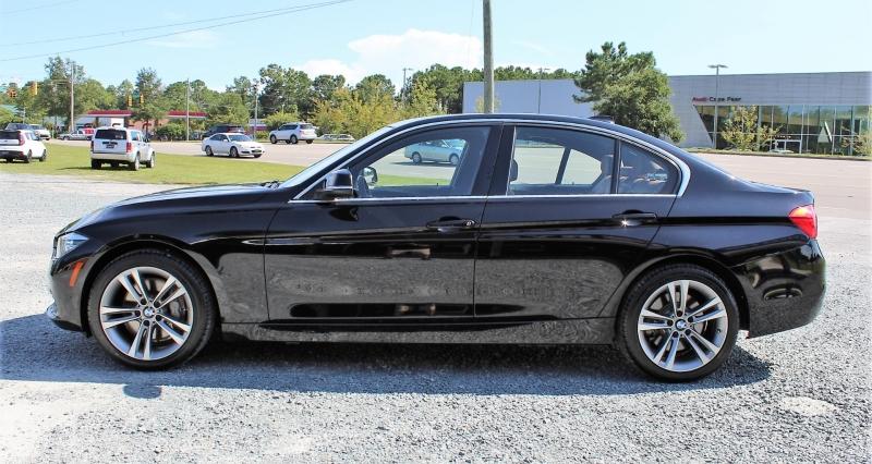 BMW 3-Series 2016 price $27,500