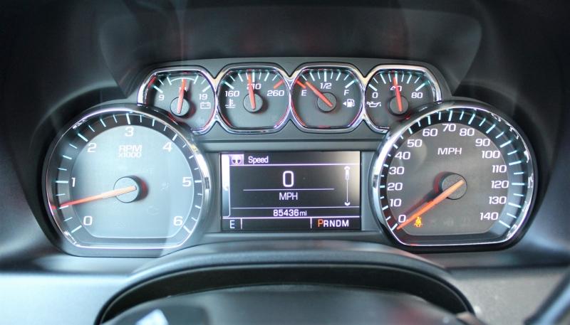 Chevrolet Silverado 1500 2015 price $29,900