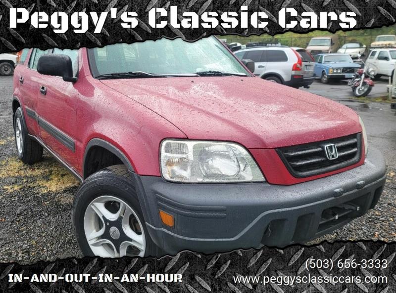 Honda CR-V 1997 price $2,450