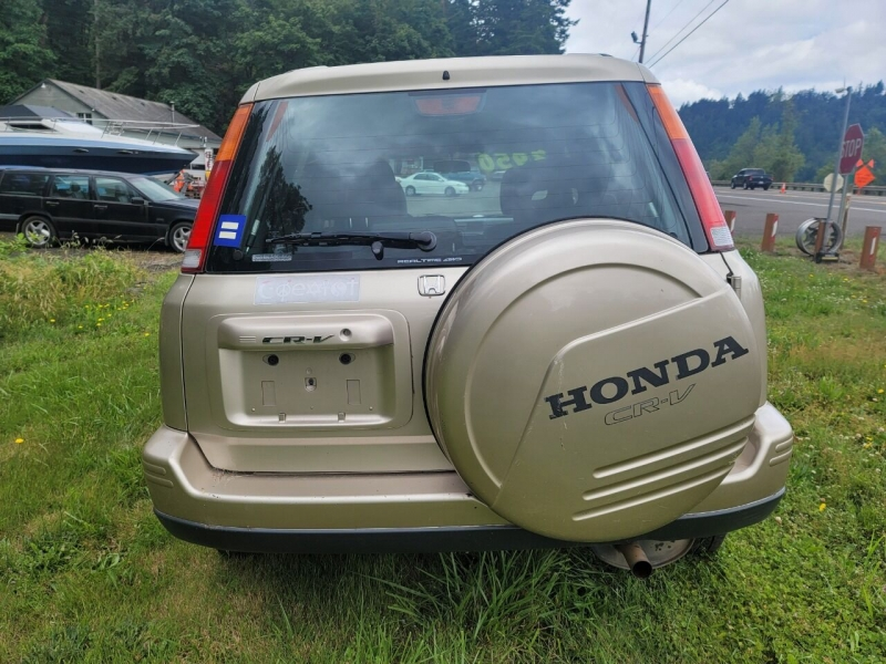 Honda CR-V 2001 price $3,950