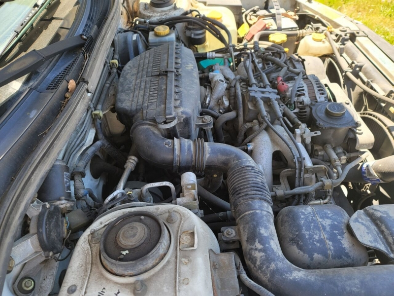 Subaru Forester 2000 price $1,750