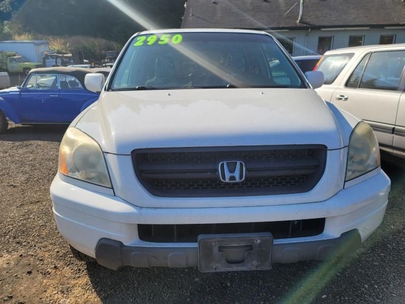 Honda Pilot 2003 price $2,950