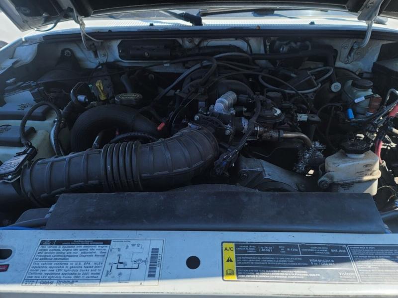 Ford Ranger 2001 price $2,450