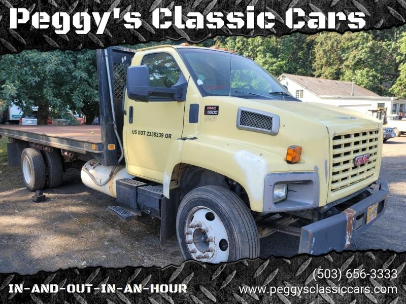 GMC W6500 2003 price $6,950