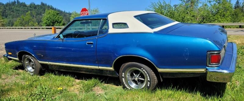 Mercury Cougar 1976 price $9,950