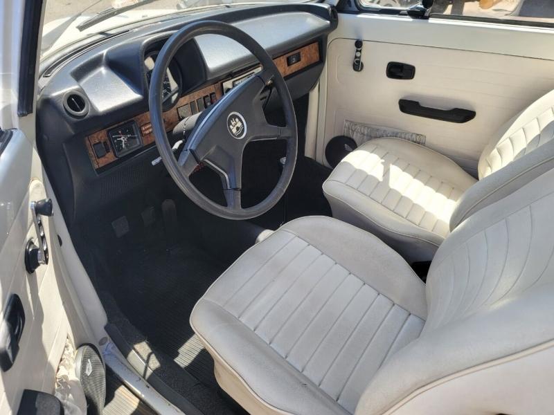 Volkswagen Beetle Convertible 1978 price $12,950