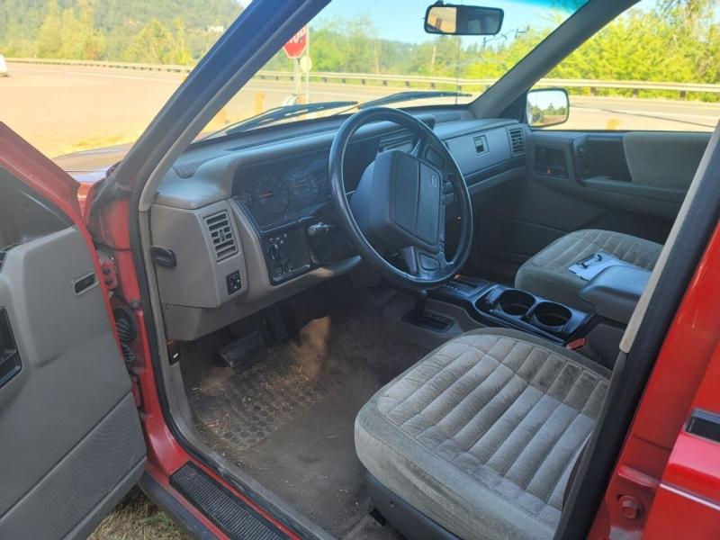Jeep Grand Cherokee 1993 price $3,550