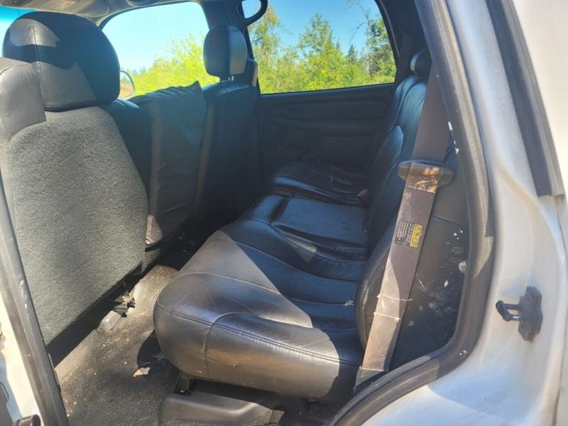 Chevrolet Tahoe 2000 price $2,250
