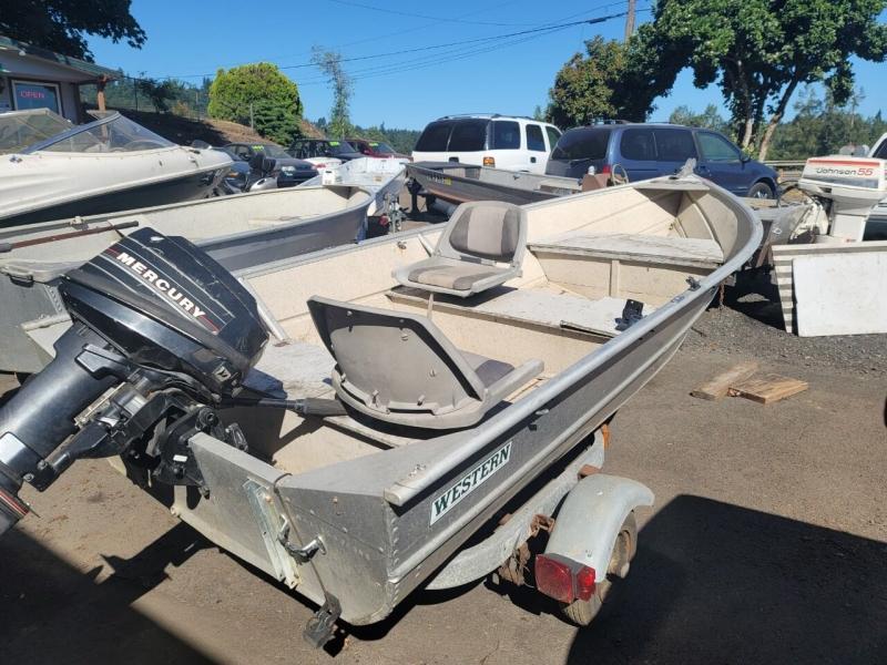 Western Aluminum 2010 price $1,395