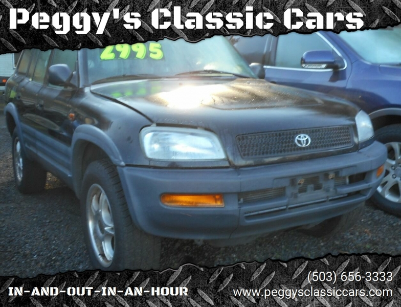 Toyota RAV4 1997 price $2,250