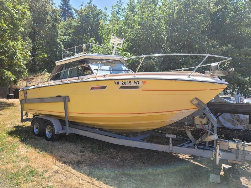 SeaRay Cruiser 1978 price $3,950