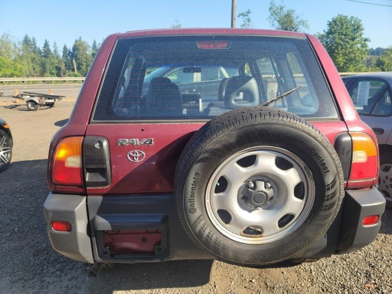 Toyota RAV4 1997 price $1,850