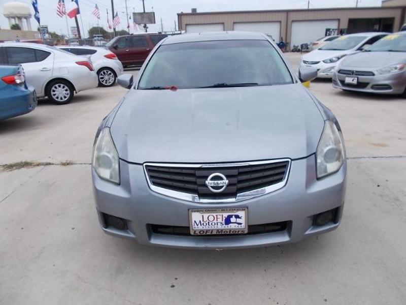 Nissan Maxima 2007 price $0