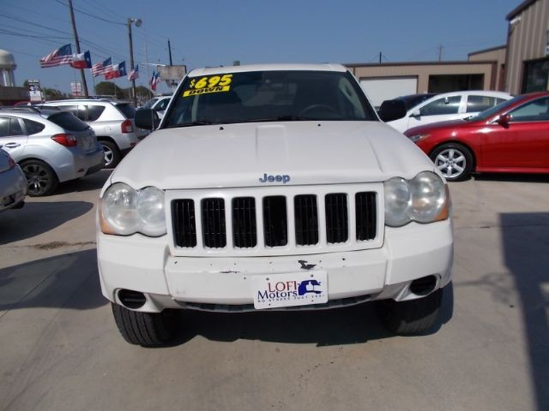 Jeep Grand Cherokee 2008 price $0