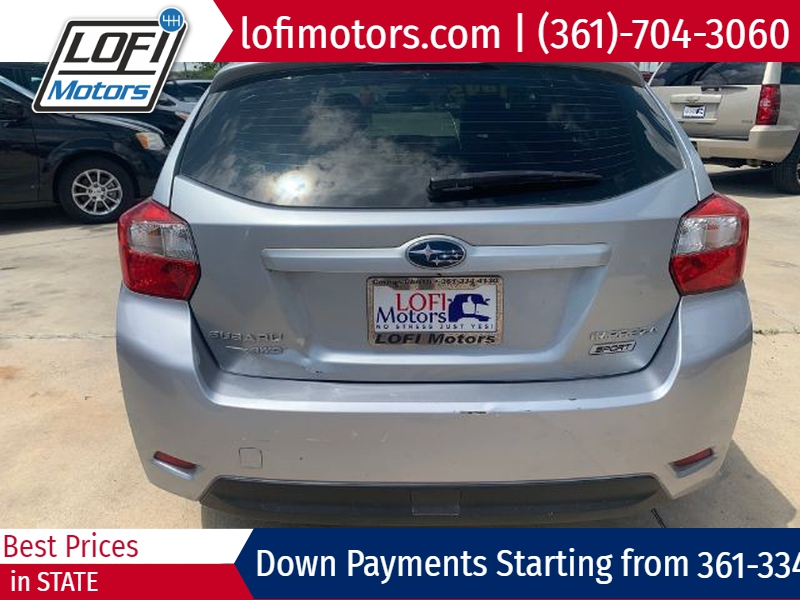 Subaru Impreza 2013 price $0