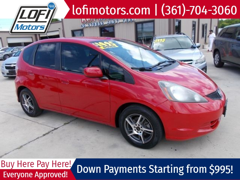 Honda Fit 2012 price $0