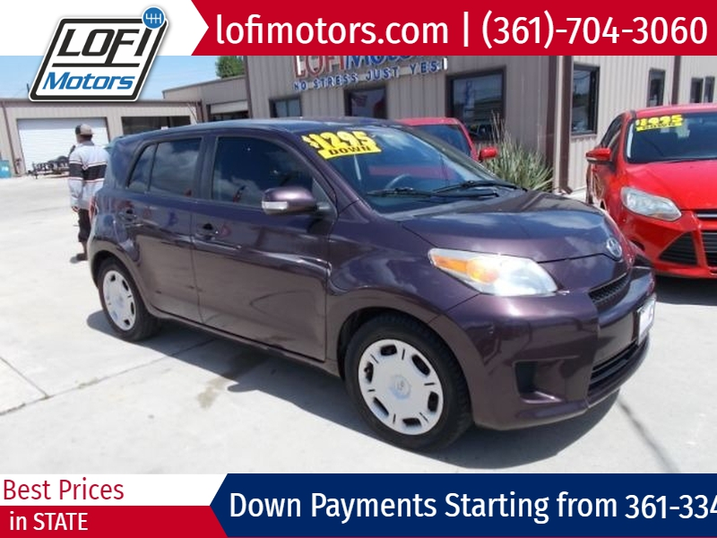 Scion xD 2012 price $0