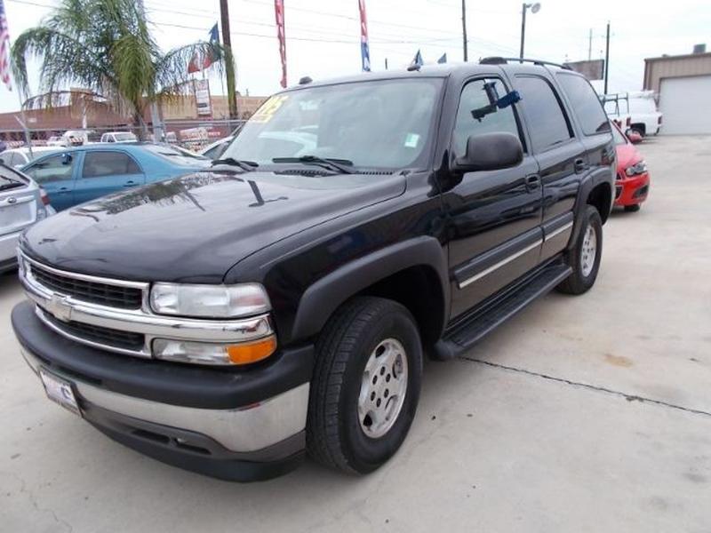 Chevrolet Tahoe 2005 price $0