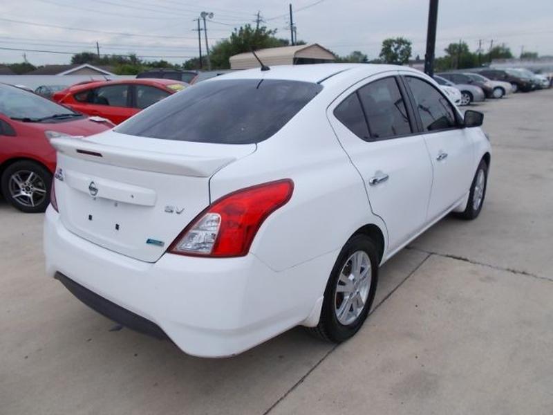 Nissan Versa 2015 price $0