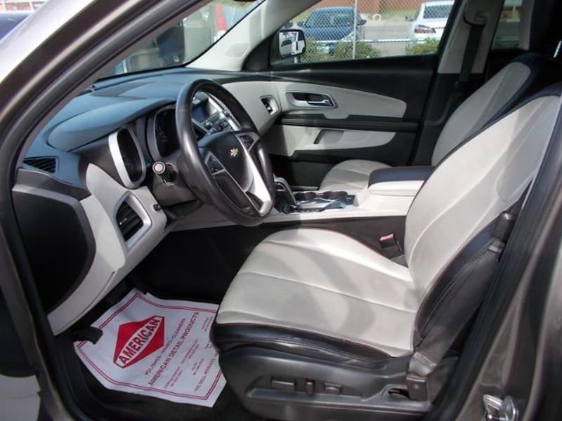Chevrolet Equinox 2011 price $0
