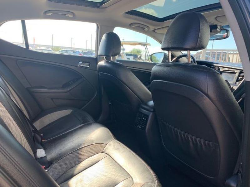 Kia Optima 2011 price $0