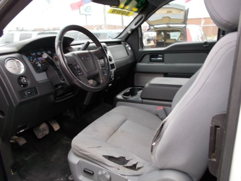 Ford F-150 2014 price $0