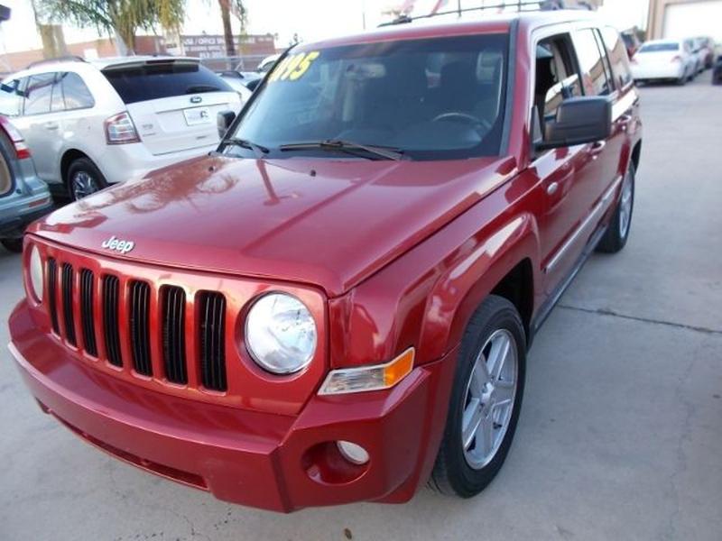 Jeep Patriot 2010 price $0