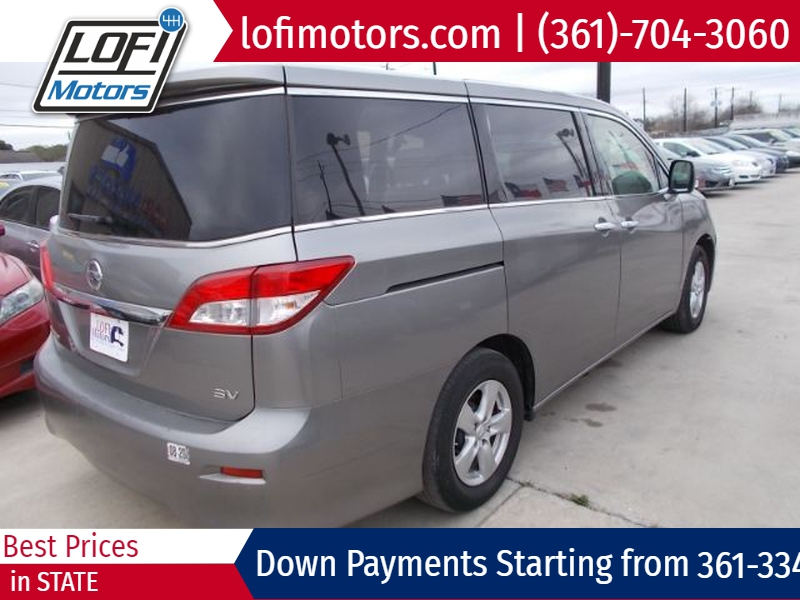 Nissan Quest 2012 price $0